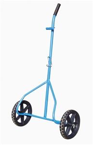 vozík MINOR gum.obruč - na popelnice